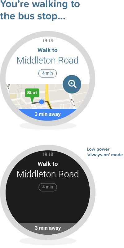 City Mapper best android wear app